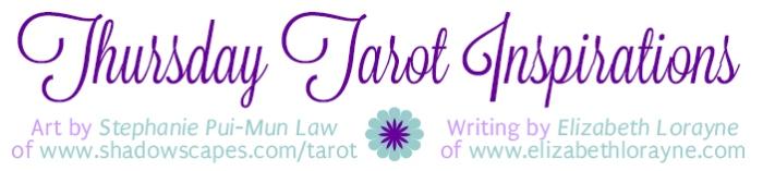 Thursday Tarot Inspirations Banner