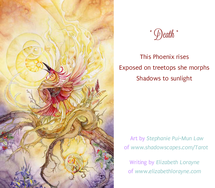 Thursday Tarot Inspirations, November, 7, 2013