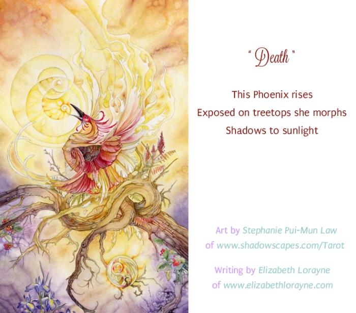 Thursday Tarot Inspirations, November, 7, 2013