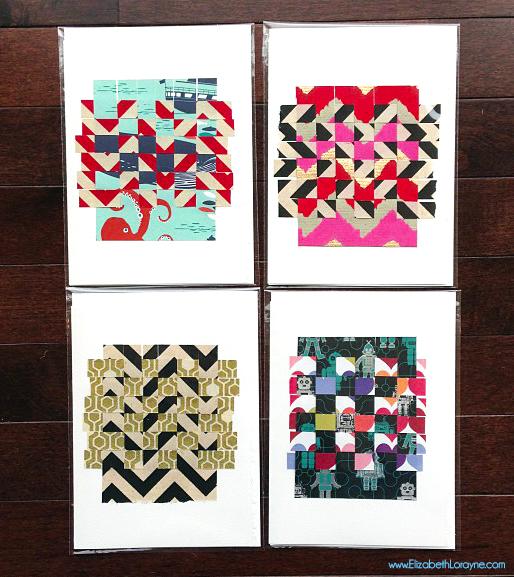 Elizabeth Lorayne: New collage cards June 2013