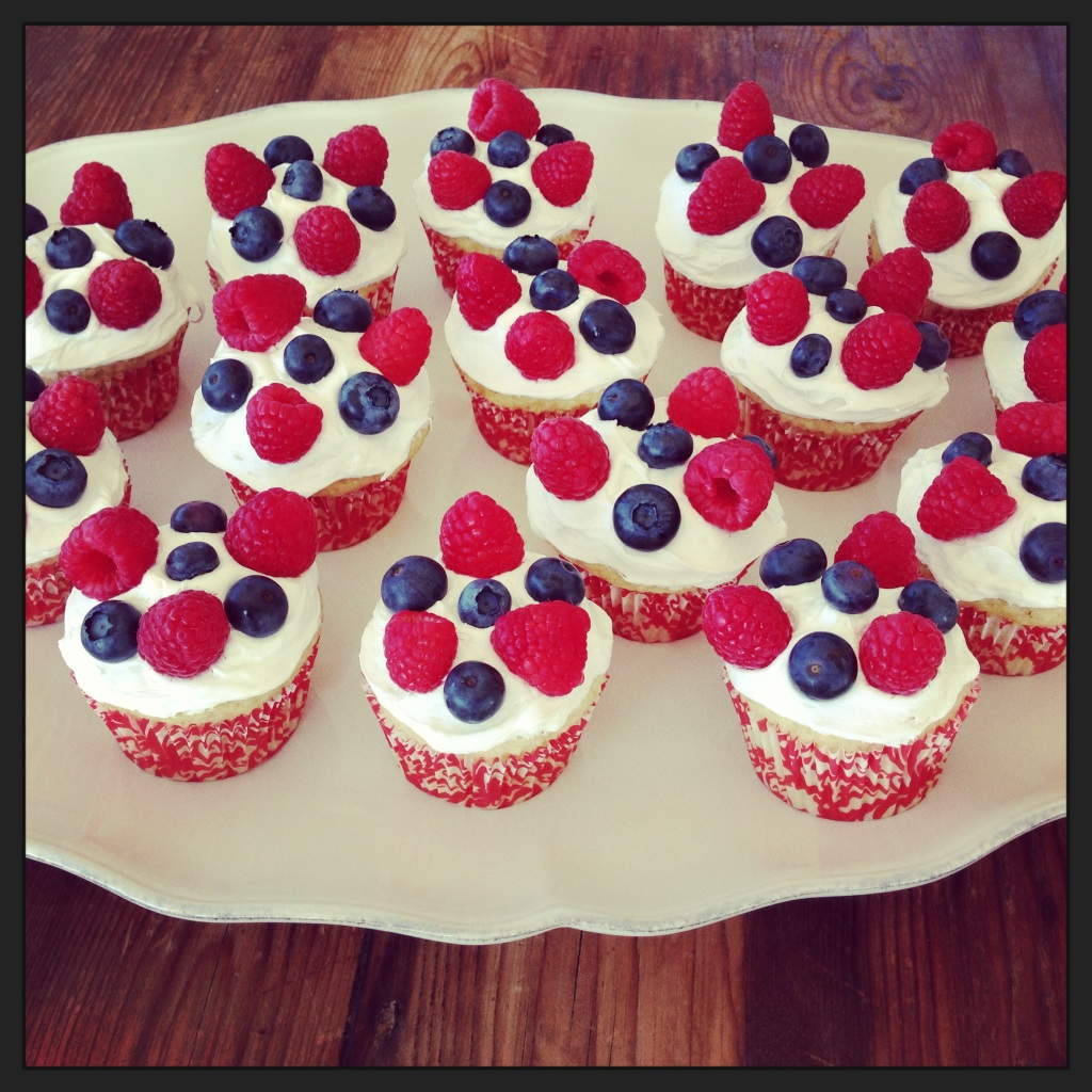 Photo Credit : me  (I made these gluten-free cupcakes!)