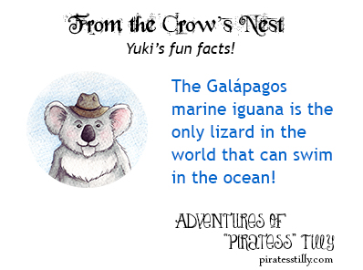 """Nature was an important inspiration for Adventures of """"Piratess"""" Tilly. I would like to share nature-themed quotes by famous people as well as some of my own haiku. """"Nature as Teacher"""" is one of my personal favorite lines in the book. With that in mind, I'll start the series with this lovely quote by Shakespeare.  Adventures of """"Piratess"""" Tilly coming soon picture book, marine iguana meme"""